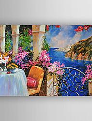 картина маслом пейзаж впечатление goldren пейзаж ручной росписью холст с растянутыми рамку готовы повесить