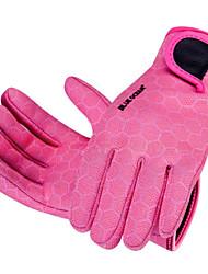 guantes de neopreno de neopreno material para adultos s / m / l