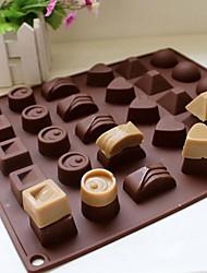 1 Выпечка Высокое качество Шоколад / Лед Силикон Инструменты для выпечки