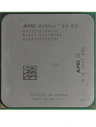 AMD Athlon II dual-core 5200+ 2.7GHz AM2 processador CPU 940-pin