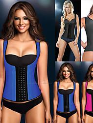 Blusas Moto Compressão / Elástico Mulheres Preto / Azul / Roxo Nailom / Tactel