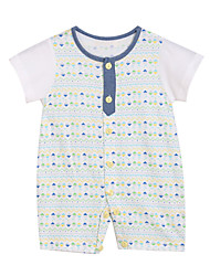Girl's Overall & Jumpsuit,Cotton Spring White