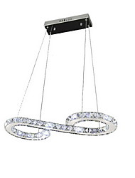 S Model LED Pendant Lights Modern Crystal Lamps Lighting Luxurious Ceiling Light Fixtures