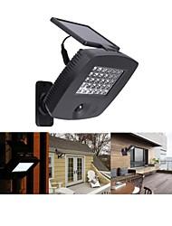 Ultra Bright 30LEDs PIR Motion Sensor Light LED Solar Powered Light 200LM Security Wall Lamp for Outdoor Garden Balcony