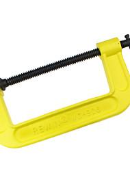 """rewin® пластичный инструмент чугунный термообработка г типа зажим с 6 """"размер"""