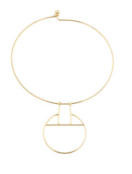Necklace Choker Necklaces Jewelry Party / Daily / Casual / Sports Alloy Gold 1pc Gift
