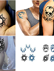 2016 New Water Transfer Waterproof Temporary Tattoo Sticker Sexy Product(10PCS)