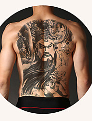 Full Back Temporary Tattoo(2PCS)