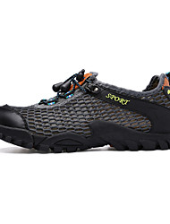 Men's Hiking Shoes Tulle Blue / Brown / Green / Gray
