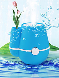 Flower Vase Aroma Diffuser Air Humidifier USB Ultrasonic Essential Oil Aroma Atomizer Essential Oil Diffuser