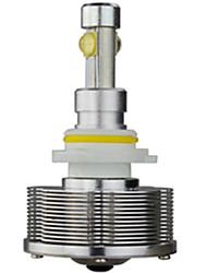 2PCS 2009-2012 Year 318i/320i/325i/335i/M3 3000LM Led Headlight H7 High Beam LED Headlamp Car Low Beam LED