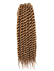 99J / #1 / #2 / n ° 4 / #27 / #30 / #33 / Gris / Bleu / Marron / Violet / #1B La Havane Tresses Twist Extensions de cheveux 24inch