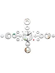 Rectangulaire / Autres Moderne/Contemporain / Traditionnel / Rustique / Antique / Casual / Rétro / Office/Business / Autres Horloge murale