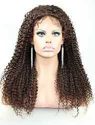 Joywigs Brazilian Kinky Curly Virgin Remy Human Hair Lace Front /Full Lace Wig for Black women
