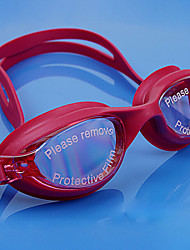 Unisex Waterproof/Anti-Fog Swimming Goggles for Swimming and Diving (Random Colors)