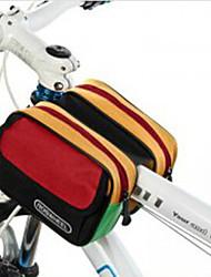 Bolsa de Ciclismo / Bolsa para Cuadro de BiciImpermeable / A prueba de lluvia / A Prueba de Golpes / Listo para vestir / Resistencia a