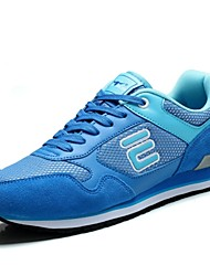 Men's Sneaker Shoes Fabric Black / Blue / Gray