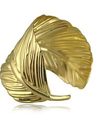 Damen Armbänder Breiter Armreif Alluminium Ohne Stein