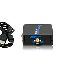SDI to HDMI Mini Converter 1080p Powered by USB Power Cable with CE FCC RoSH Certificates