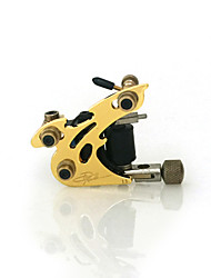 Tatoeage Machine Met Spoelen Professiona Tattoo Machines Legering Arcering Met de hand geassembleerd