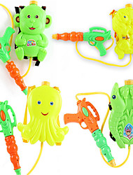 Children's Toys Beach Backpack Parent-child Interaction Water Gun Toy