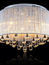 Romantic K9 crystal Ceiling lamp