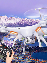 Syma X5SW RC Quadcopter Build in HD Camera with WIFI FPV Real-Time Transmission 4 Channels 6-Axis RC Helicopter