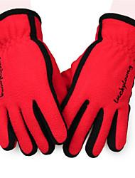 Fulang New Children's Outdoor Sports Gloves Fleece Windproof Wearproof Warm Cycling Glove GE58