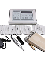 Dragonhawk® Permanent Makeup Tattoo Kits with LCD Power Supply Needles