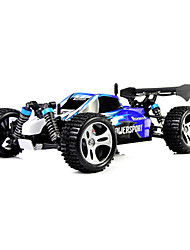WL Toys A959 Buggy 1:18 Brush Electric RC Car 45 2.4G Ready-To-Go