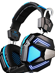 Wired  Headphones (Headband) for Computer