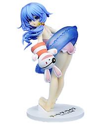 data de uma figura de ação 18 centímetros modelo de brinquedo boneca de brinquedo ao vivo anime