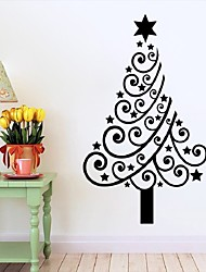 Arrival Merry Christmas Tree Wall Stickers Vinyl Home Wall Decor Decals Quality First