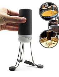 Automatic Hands Free Robo Kitchen Utensil Food Sauce Auto Stirrer Stir Crazy
