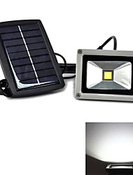 HRY® 3W 400LM White Color Outdoor Security Light Solar Floodlight Landscape lamp for Lawn and Garden