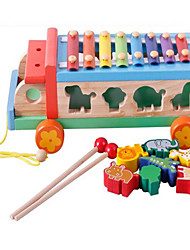 Legno Multicolore yes Toy Musica Casse acustiche