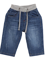 Boy's Cotton Jeans,Summer