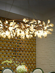 50 Chandelier ,  Country Antique Brass Feature for Designers Metal Living Room / Bedroom / Dining Room / Study Room/Office