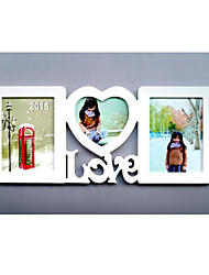 Vegas Theme / Classic Theme / Fairytale Theme Wood Photo Frames White