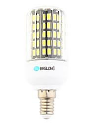 10W E14 LED a pannocchia T 108 SMD 900 lm Bianco caldo Luce fredda AC 220-240 V 1 pezzo