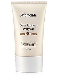 Crema solare Crema solare Protezione solare Viso Crema Mamonde