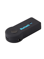 Smart Bluetooth Music Receiver, Bluetooth Handsfree Car Kit, MP3 Player