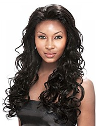 perruques de cheveux humains pour les femmes brazilian cheveux vierges bouclés couleur de cheveux humains (#nc # 1 # 1b # 2 # 4)