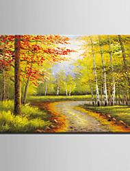 mini tamaño de la pintura al óleo e-hogar maderas modernas rastro drenaje de la mano pura pintura decorativa sin marco