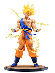 Dragon Ball Son Goku 22CM Figures Anime Action Jouets modèle Doll Toy