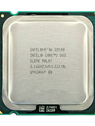 CPU Intel Core2 Duo E8500 CPU / 3.1GHz / LGA775 / 775pin / processore 6MB