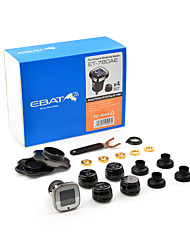 Steelmate EBAT DIY TPMS ET-780AE Tire Pressure Monitoring System LCD Display With External Sensor Psi / Bar Unit