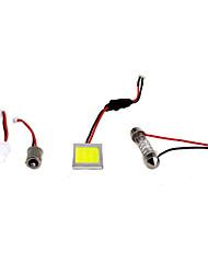 2pcs Kia Sorento 12v führte 5w cob Leselampe, Türlampe LED mit superhellen weißen