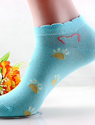 12 Pairs Women's Cotton Socks Casual Socks High Quality for Running/Yoga/Fitness/Football/Golf
