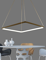 Modern Design/35W LED Pendant Light Squareness/Fit for Living,Dining Room,office